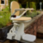 Outdoor acon stairlift