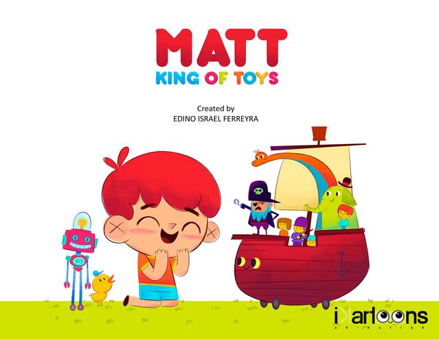 MATT KING OF TOYS