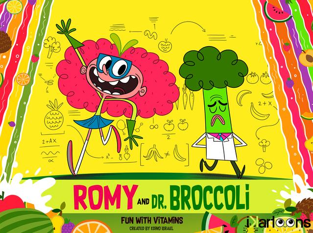 ROMY & DR. BROCCOLI