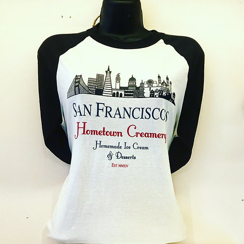 """Hometown Slugger"" T-shirt"