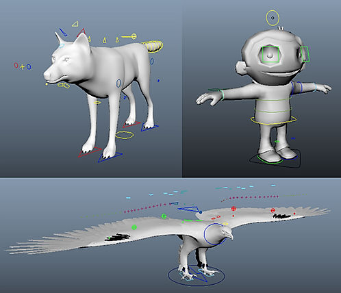 Rig examples