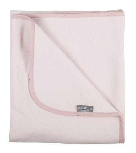 Couverture berceau 75x100 cm - Pink gnome - PLUM PLUM