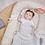 Thumbnail: Babynest - Fabulous Wish Grey - BEBE-JOU
