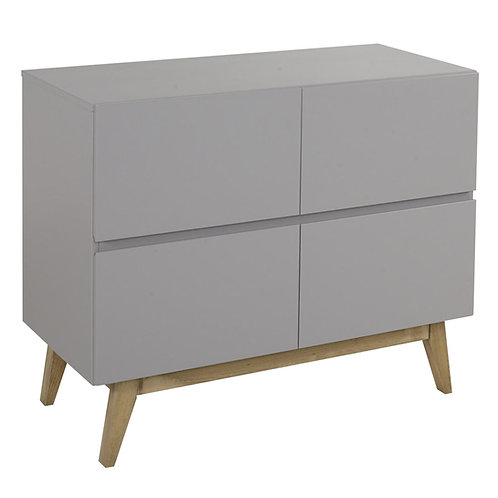 Commode TRENDY - Griffin grey QUAX