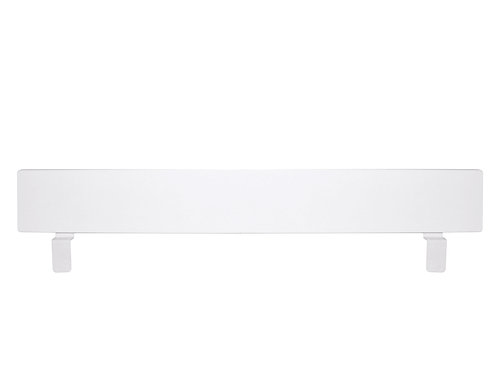 Barre de protection universelle 25 mm Blanc BOPITA