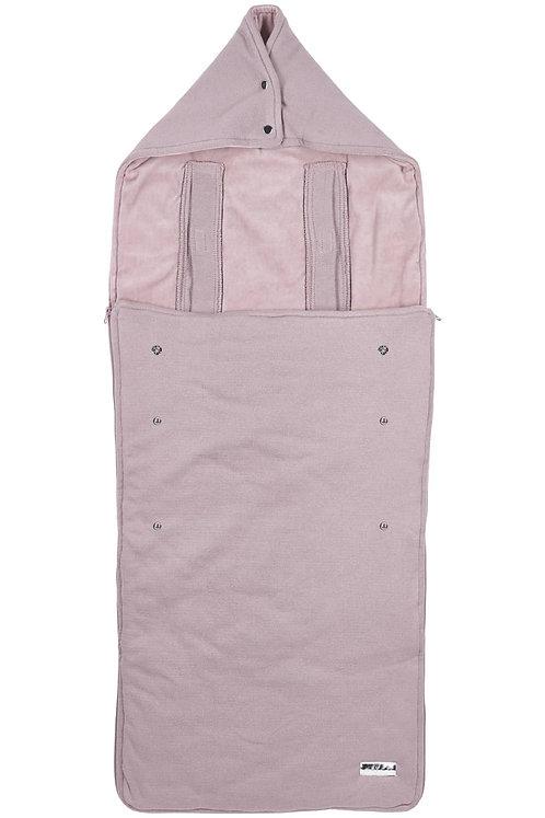 Chancelière poussette/buggy - Basic - Rose MEYCO