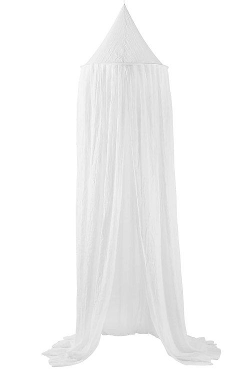 Ciel de lit - Basic - Blanc MEYCO
