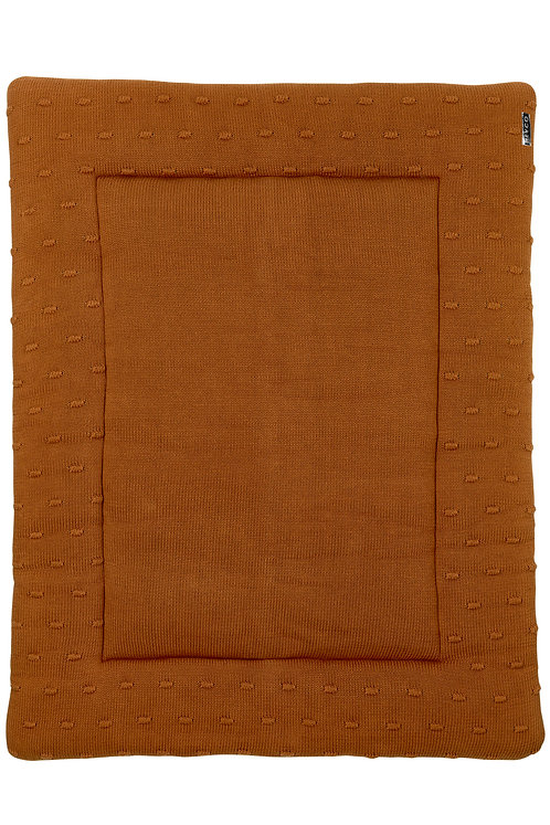 Tapis de parc 77x97 cm - KNOTS - Camel MEYCO
