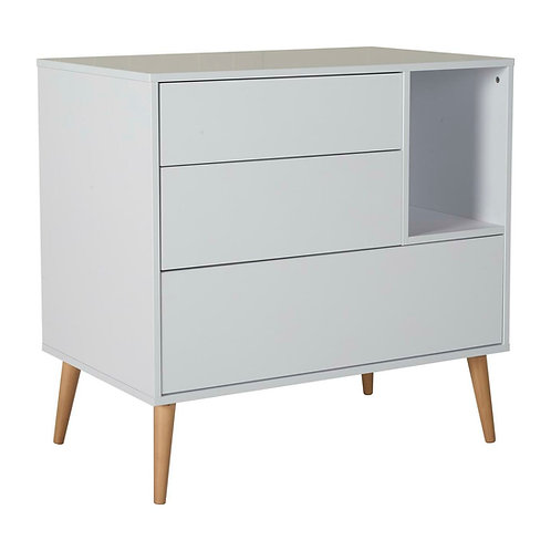 Commode Cocoon - Ice white QUAX