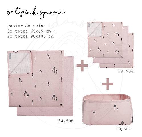 Set de soins - Pink gnome - PLUM PLUM