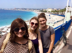 students in Nice