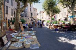 Antibes Market