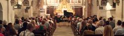 Student Concert at Valdeblore
