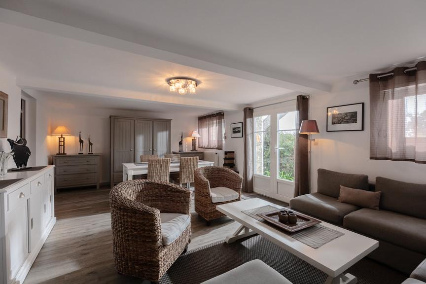 Living lower floor