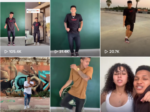 South African dancer earns big as an influencer on TikTok