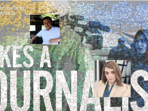Add your photo to the International Center for Journalists Network photo mosaic