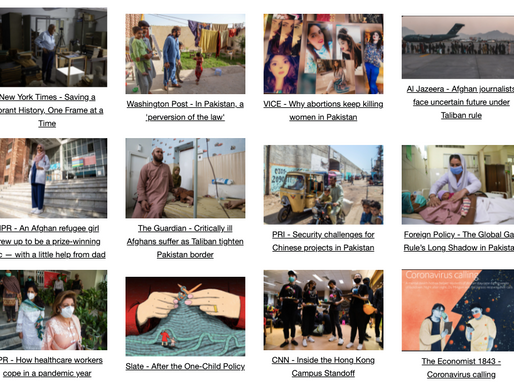 How to create a basic journalism portfolio in 10 minutes – and then to keep improving it later