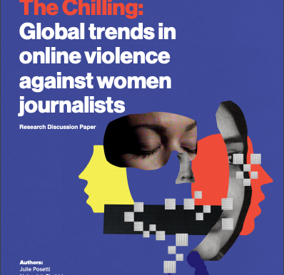 ICFJ: Online attacks on women journalists intensify, fueled by racism, religious bigotry, homophobia