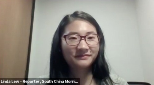 Video: Global Business Journalism grad Linda Lew describes covering coronavirus outbreak from Wuhan