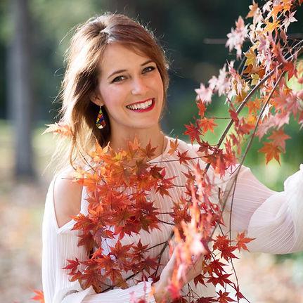 Natalie 1 - Autumn 2019 on campus at Tsi