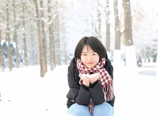 Beautiful Tsinghua: In the snow, the campus is simply magical