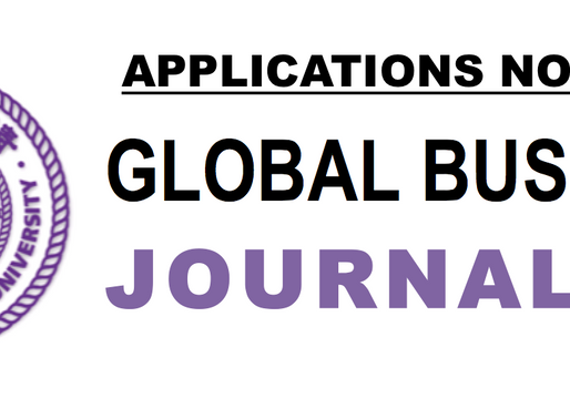 Applications are now open for Global Business Journalism's 2020 class