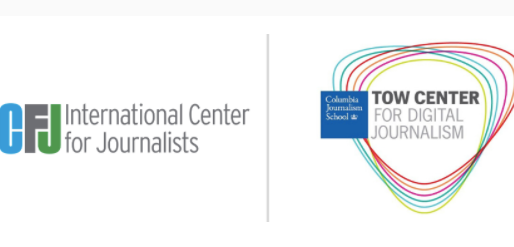 "Take the ICFJ ""Journalism and the Pandemic"" survey, available in 7 languages"