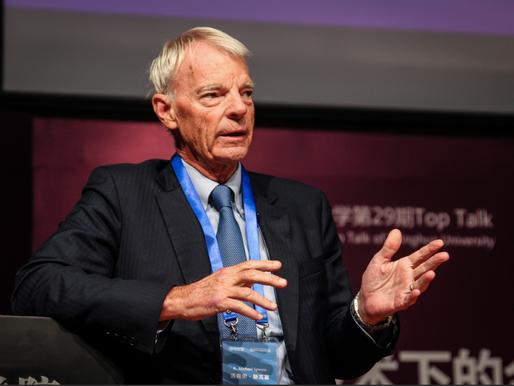 Digital revolution threatens economies of developing countries, Nobel economist says at Tsinghua