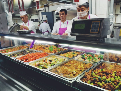 Tsinghua students' favorite canteen? It's Zijing, for variety, location and price
