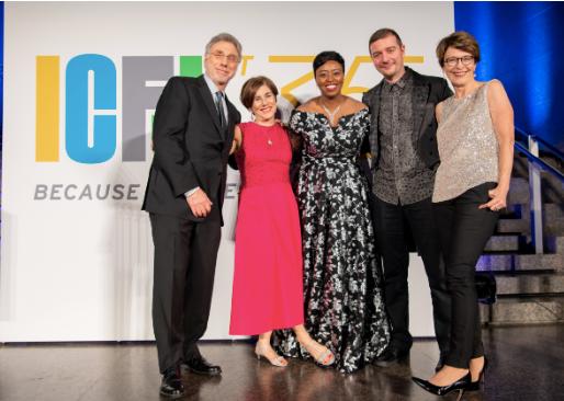 ICFJ awards dinner celebrates the best in global journalism
