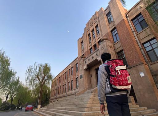 Diary of a lockdown: An international student remains on campus amid coronavirus quarantine