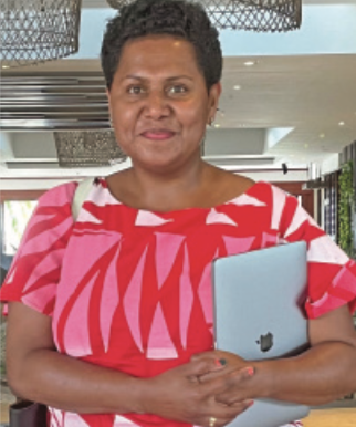 Incoming student from Fiji wins national acclaim for winning Global Business Journalism scholarship
