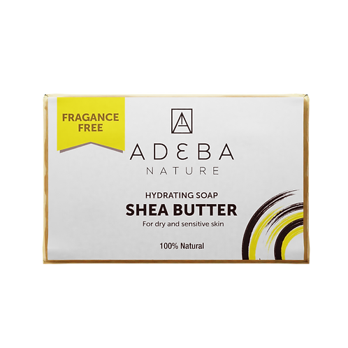 Shea butter soap - Maximum hydration for sensitive skins