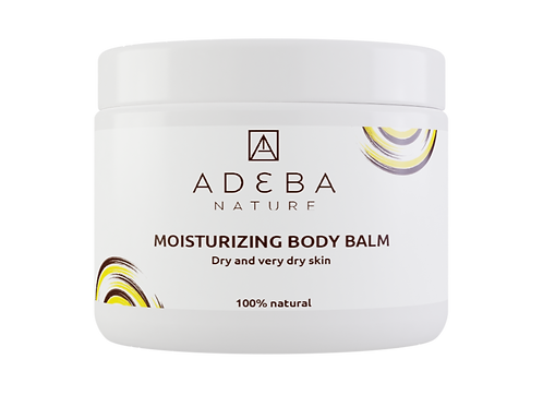Extra moisturizing body butter