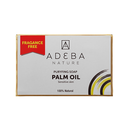 Palm oil soap - Hydrating soap for combo skin (both oily and dry)