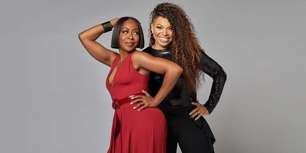 TISHA CAMPBELL & TICHINA ARNOLD RETURN AS HOSTS FOR THE 2ND YEAR