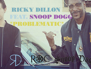 "Check Out Ricky Dillon Ft. Snoop Dogg ""Problematic"" Video On MTV.com"