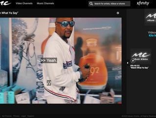 Kilo M.O.E. Ft. Hecdakid - Watch What Ya Say Now on Playing Music Choice