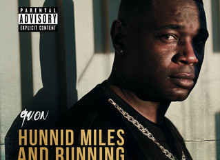 """Quon """"Hunnid Miles N Runnin"""" The Source Feature Article"""
