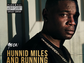 "Quon ""Hunnid Miles N Runnin"" The Source Feature Article"