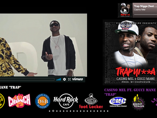 "Casino Mel ft. Gucci Mane ""Trap"" Now Airing in Fitness Centers Nationwide Added to Foot Lo"