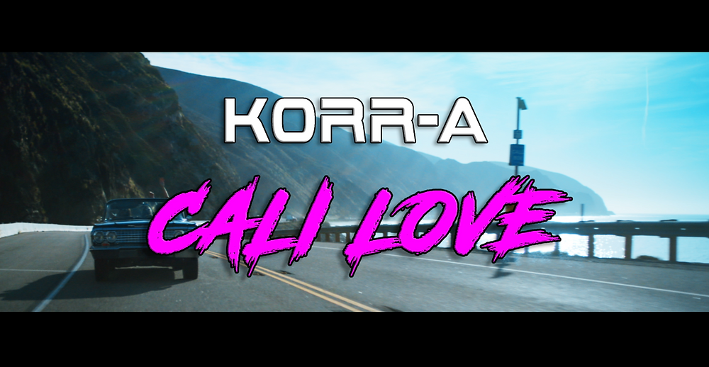 """Korr-A """"Cali Love"""" Music Video Now Playing in Foot Locker for August Roc Video Promo"""