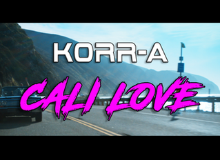 "Korr-A ""Cali Love"" Music Video Now Playing in Foot Locker for August"