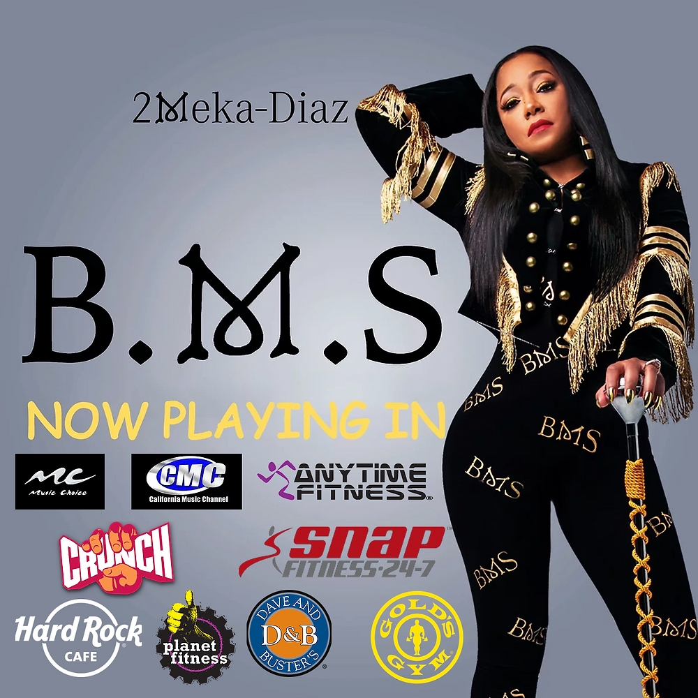 2Meka Diaz BMS Music Video Airing Nationwide
