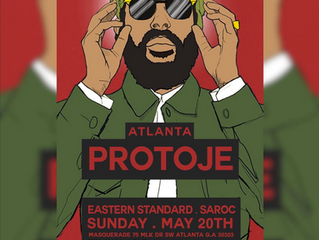 Proteje & Chronixx Crush the Stage @TheMasqurade in Atlanta