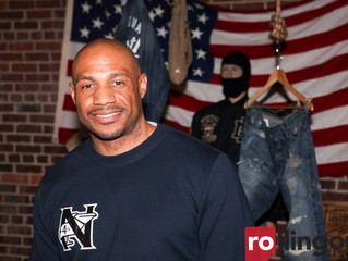 "Roc-A-Fella Co-Founder Kareem ""Biggs"" Burke Launch his fourth of November Brand"