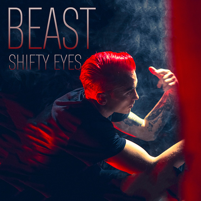 Shifty Eyes Beast EP Cover