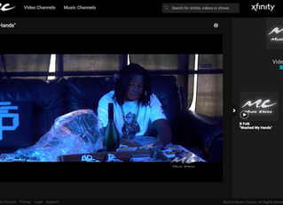B Folk - Washed My Hands Video Now Playing on Music Choice VOD