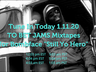 "Tune into BET Jams Mixtape for Bombface ""Still Yo Hero"" Music Video"