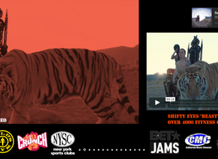 Shifty Eyes Music Video Now Airing On BET Jams